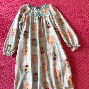 👧 Disney Frozen Flannel Night Gown